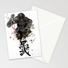 Darth in Dark Stationery Cards