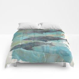 The pod Comforters