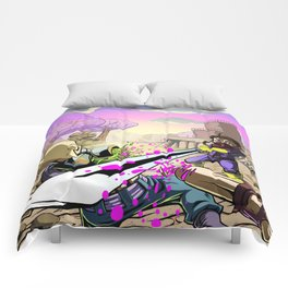 The Outlands Comforters