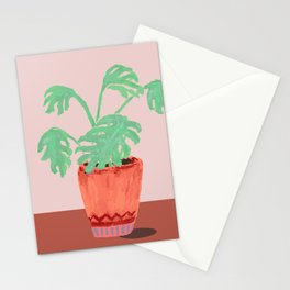 My Favourite Plant Stationery Cards