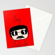 Sexy Mustache Stationery Cards