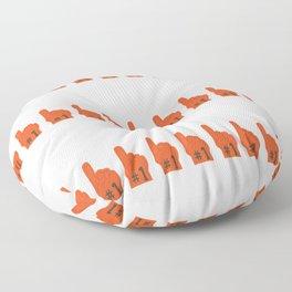 Foam Hand Floor Pillow
