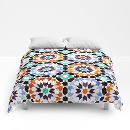 Oriental pattern Comforters