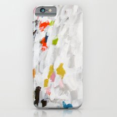 No. 71 Modern Abstract Painting Slim Case iPhone 6s
