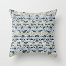 Sigrid Hjerten - Swedish Lace Throw Pillow