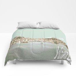 Island Life  Comforters