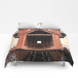 Old Iron Ore Dock Comforters