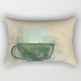 One cup  Rectangular Pillow