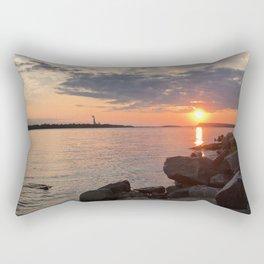 Painted Sky 2 Rectangular Pillow