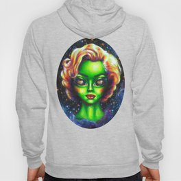 Iconic Alien Women: Marilyn Hoody