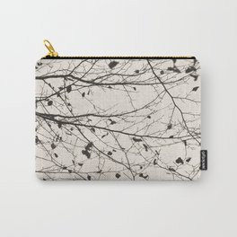 boughs pale Carry-All Pouch