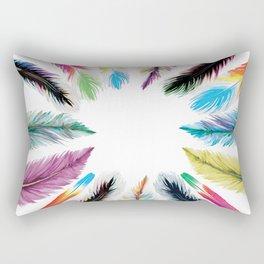 The Tribe Rectangular Pillow