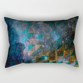OUTERSPACE Rectangular Pillow