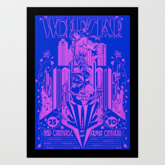 Another World's Fair Art Print
