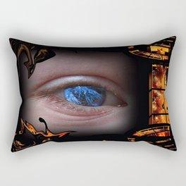 The magic of Christmas Rectangular Pillow