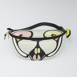 Panic Bunny Fanny Pack