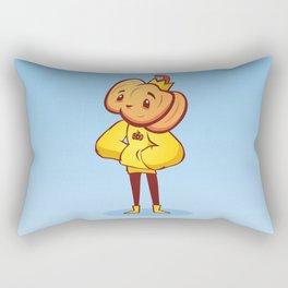 Pumpkin Guy Rectangular Pillow