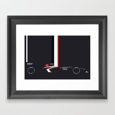 C32 Framed Art Print