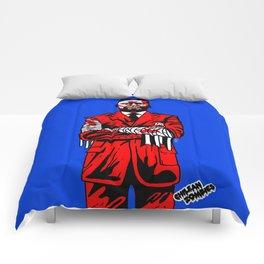 Chilean Zombie Comforters