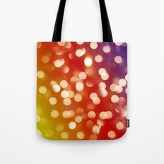 Lights & Gradients VII Tote Bag