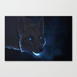 Cosmic Canvas Print