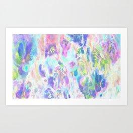 Lighting The Synapse Art Print
