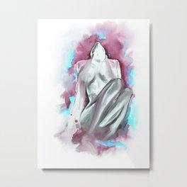 Alisa Metal Print