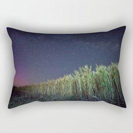 Wheat Field Planetarium Rectangular Pillow