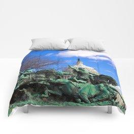 Ulysses S Grant Memorial Comforters