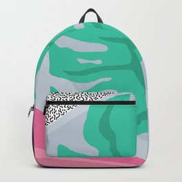 Monstera Deliciosa II Backpack