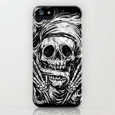 flowing ashes Slim Case iPhone (5, 5s)