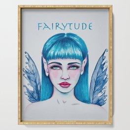 Fairytude by Andrea Serving Tray