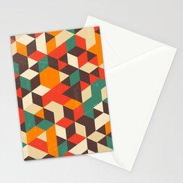Retro Metric Stationery Cards