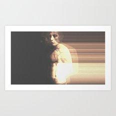 Series of a Human Symbol #05 Art Print