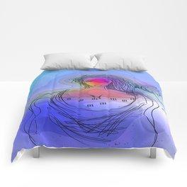 Tarot2 Comforters