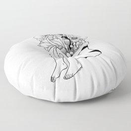 Love Myself Floor Pillow