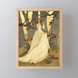 The Goblin Market Framed Mini Art Print