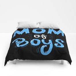 Mom of Boys. - Gift Comforters