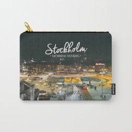 Stockholm | Nordens Venedig Carry-All Pouch