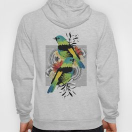 Green-headed Tanager Hoody