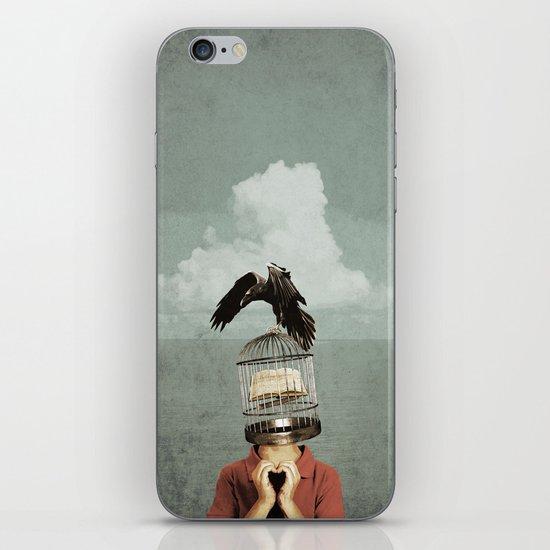 metaphorical assistance iPhone & iPod Skin