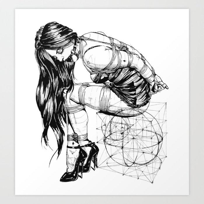Zeichnungen bdsm The Horrific