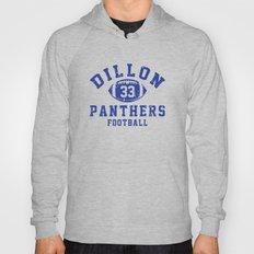dillon panthers football #33 Hoody