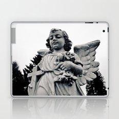 Child angel Laptop & iPad Skin