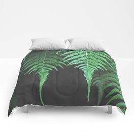 Dangling Ferns Comforters