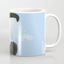 Digital Magritte Coffee Mug