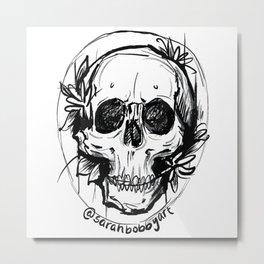 Sarah Bobby Art  Metal Print