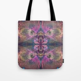 Abstract Blossom Tote Bag