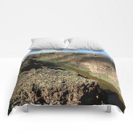 Rio Grande Gorge Comforters