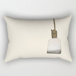 Tea for one Rectangular Pillow